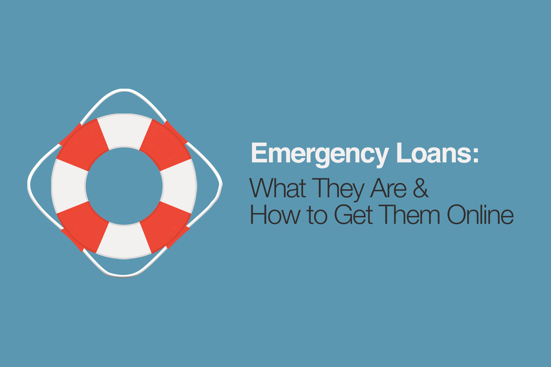 Emergency Loans Online: What they are and how to get them